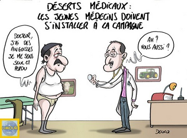 DESERTS MEDICAUX