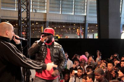 Paris Games Week 2010 : Le hip hop mis  l&#8217;honneur avec Def Jam Rapstar